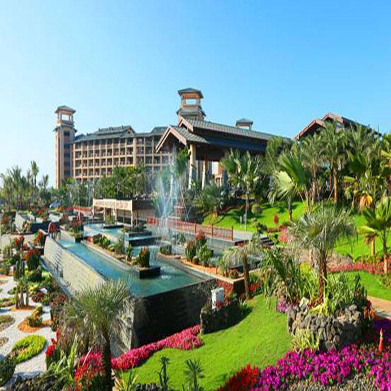 海南碧桂园金沙滩温泉酒店